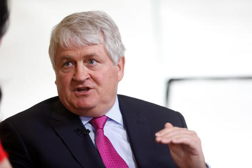 Dennis O'Brien, chairman and co-founder of Digicel Group Ltd