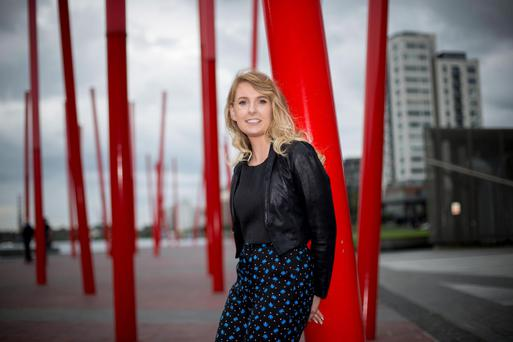 'Taking on the Springboard programme at the UCD Innovation Academy was the best decision I made,' says Maryrose Simpson. Photo: Mark Condren
