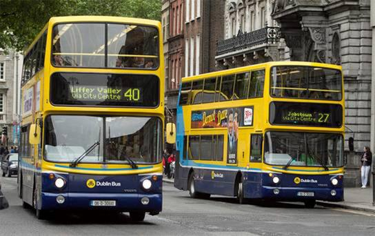 Dublin Bus. File photo