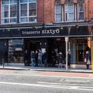 The €2.6m paid for the restaurant of Brasserie Sixty 6 shows there is keen interest from investors.