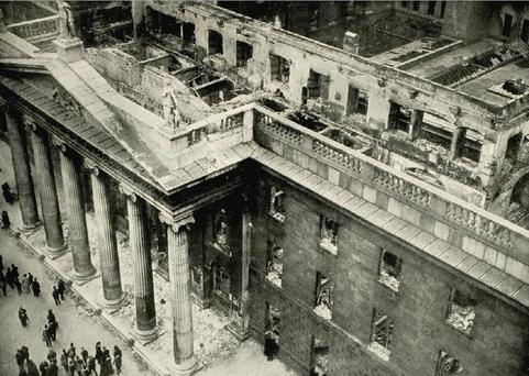 The GPO in Dublin, a symbol of Easter 1916 and still a working post office — from where the revolutionary new direct marketing software will be licensed