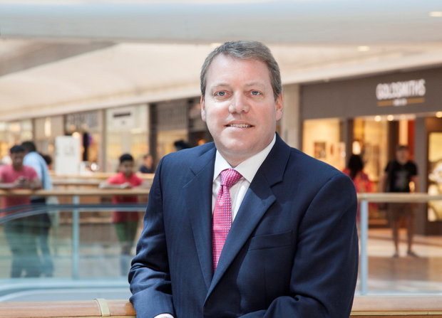 Hammerson CEO David Atkins
