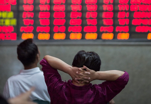 At the end of 2015, a top China fund manager was so worried about the outlook for stocks that he held as much cash as he possibly could. Now, he's loading up on equities.