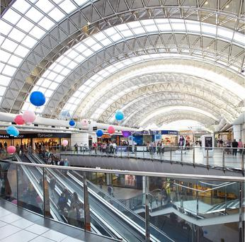 The €950m paid for Blanchardstown Shopping Centre represented 32pc of the €2.95bn spent