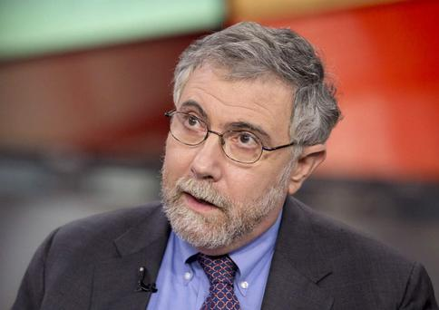 Paul Krugman was dismissive of the CSO figures