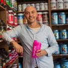 'Word of mouth is stronger for us than advertising,' says Ray Shah of Bodyfirst Nutrition at his shop in Ranelagh. Photo: Fergal Phillips
