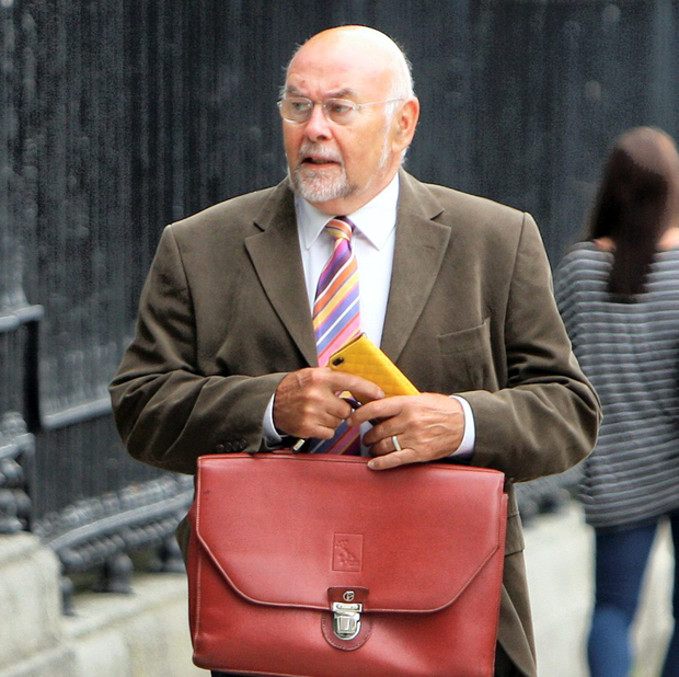 Former education minister Ruairi Quinn, who had tried to secure the site from Rehab