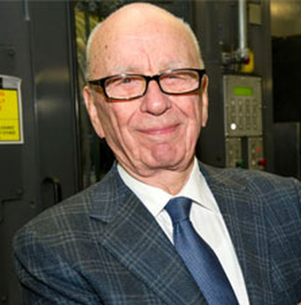 Rupert Murdoch acquired Wireless Group, the owner of a raft of radio stations in the UK and Ireland including Dublin's Q102, and FM104.