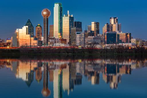 Dallas is one of the five US cities set to see sharp rent increases