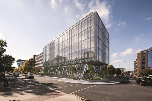 The Velasco is one of just two new-build offices in Dublin's Central Business District available for occupiers seeking accommodation in 2016.