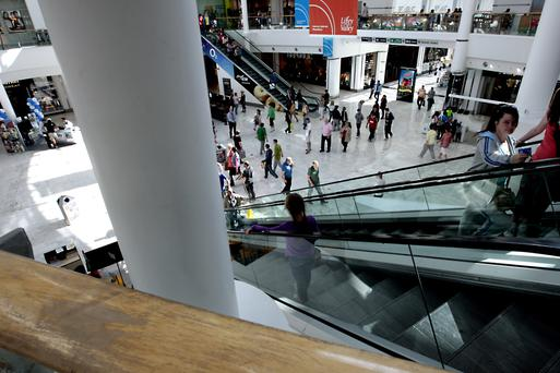 The west Dublin mall is expected to attract significant interest from international investors