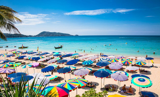 When emails went out advertising a '60pc off' sale in July, travel agents were not the only ones puzzled by Lowcostholidays' need to indulge in such heavy discounting in the middle of the peak holiday season (Stock picture)