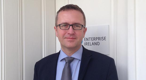 Ladislav Mueller is Enterprise Ireland director for Czech Republic, Hungary, Romania, Slovakia and Bulgaria