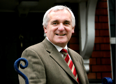 The 'benchmarking' exercise that Bertie Ahern initiated at the height of the bubble era ended up being a grossly untransparent wheeze which ratcheted up public pay. Photo: David Conachy
