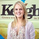 Aisling Worth, marketing manager at Keogh's Crisps. Photo: Tony Gavin