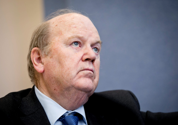 Michael Noonan said he would make changes if a Revenue investigation uncovers tax avoidance Picture: Fennell Photography