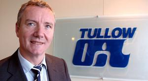 Tullow Oil boss Aidan Heavey