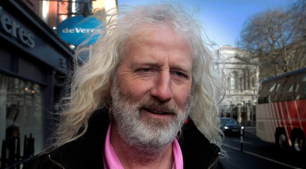 TD Mick Wallace is excited about the prospects of the Namaleaks website. Photo: Tom Burke