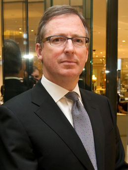 BT managing director Stephen Sealey