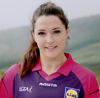 Lidl's campaign supporting the LGFA