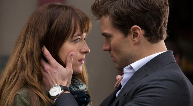 'Fifty Shades of Grey' whipped up receipts at the Irish box office