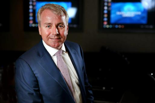 Neil Naughton, the deputy chairman of Glen Dimplex, has said the private company founded by his father, Martin Naughton, will not become a publicly listed company Picture: Gerry Mooney