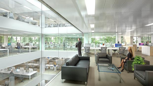 Vertium office building is a major development for Johnny Ronan and his company RGRE