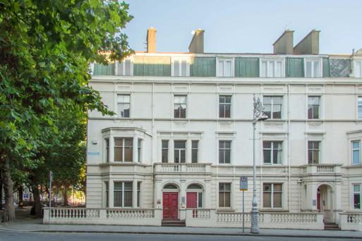 22-22A Earlsfort Terrace offers investors significant potential