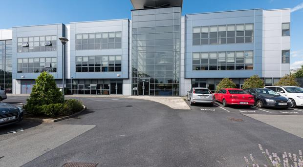 Providence House in Blanchardstown Corporate Park is for sale