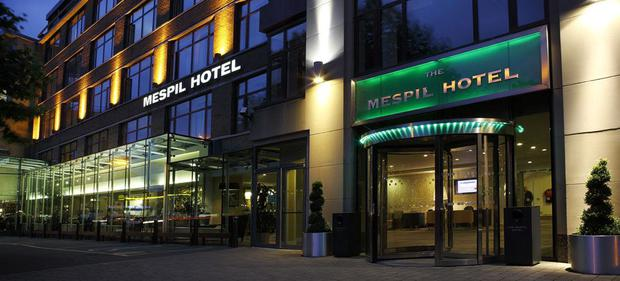 The Mespil has upgraded to a four-star hotel after makeover