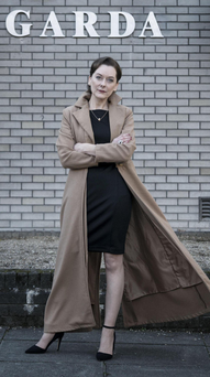 Cathy Belton in 'Red Rock'. The gritty crime drama is TV3's most internationally successful series