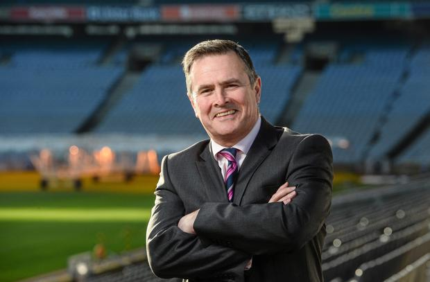Peter McKenna, stadium and commercial director of the GAA. Photo: Dave Maher
