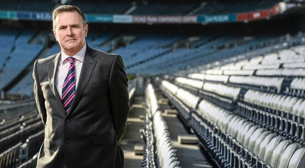 Peter McKenna, the GAA's Commercial and Croke Park Stadium director. Photo: David Maher/Sportsfile
