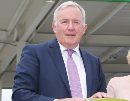 Bob Etchingham, ceo of Applegreen