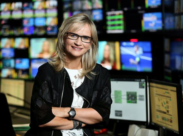 Dee Forbes, the new director general of RTE
