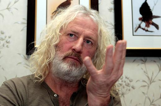 Mick Wallace Picture: Tom Burke