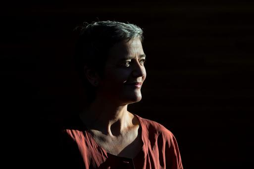 'There can be no room for mergers that harm competition and raise prices for consumers,' said Margrethe Vestager. Photo: Bloomberg