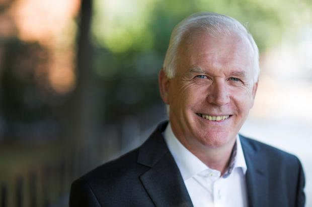 'We talk to the multinationals and we ask them where are they building? They might be doing something in Singapore, and we can help. It's been a great adventure for the past 10 years in the US,' says construction sector supremo Gerry Campbell