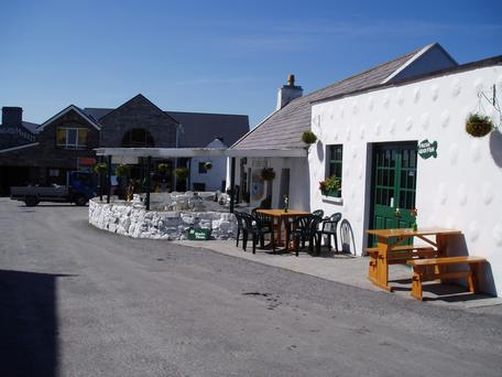 An tSean Cheibh restaurant on Inishmore has traded since 1974