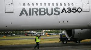 In a blow to Airbus, the World Trade Organisation criticised the new A350's funding
