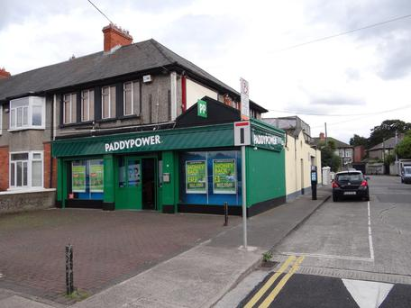 Lot one  is a modern 1,200 sq ft shop located adjacent to the Gate Bar on Crumlin Road in Drimnagh, Dublin 12.