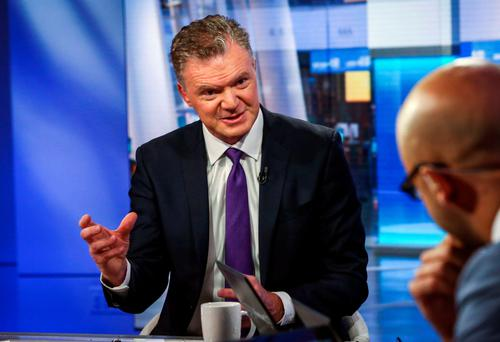 """'The advantages of Ireland as a destination for foreign direct investment from multinationals are likely to be amplified,"""" the NTMA's Conor O'Kelly told Bloomberg TV this week"""