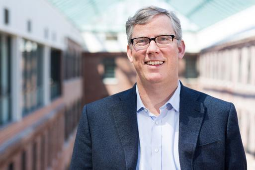 Brian Halligan, ceo and co-founder of Boston-headquartered firm