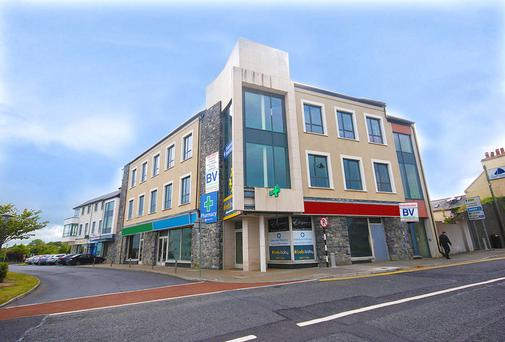 Oran Point has the potential for rental income of €165,000 pa