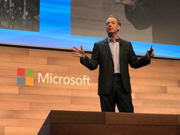 Brad Smith, president of Microsoft