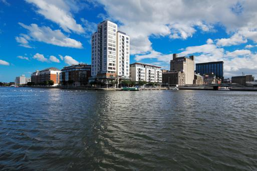 Apartments such as those in Dublin's Docklands could become more attractive for buy-to-let investors following next week's Budget