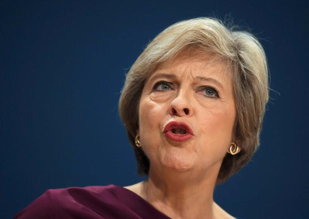 Theresa May announced that Britain will invoke article 50 in March 2017