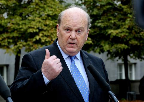 Finance Minister Michael Noonan looks poised to subsidise first-time buyers in the Budget