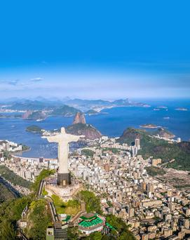 Office vacancy rates in Rio de Janeiro have soared above 22pc while rental rates have slumped