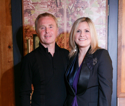 Belfast hotelier Bill Wolsey and his marketing director wife Petra are looking towards Dublin